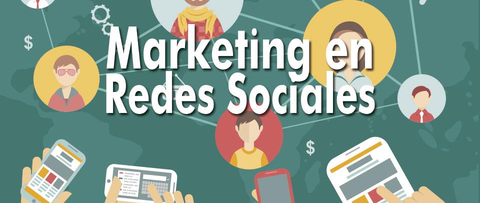 Marketing digital en redes sociales
